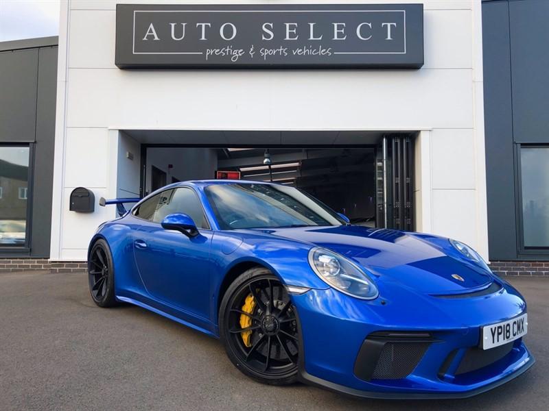 used Porsche 911 GT3 PDK HUGE SPEC!! in chesterfield
