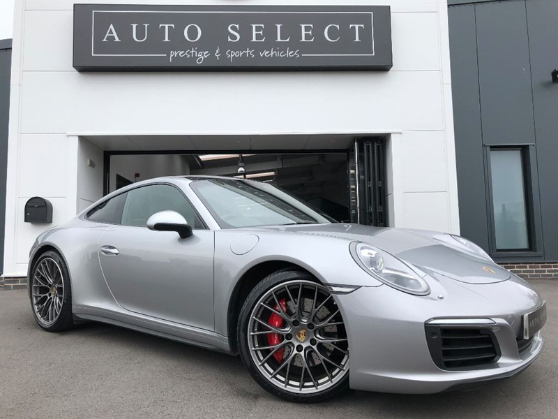 used Porsche 911 991 CARRERA 4S PDK MONSTER SPEC!! IMMACULATE!! in chesterfield