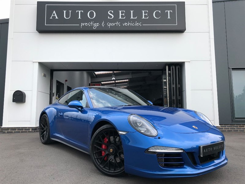 used Porsche 911 3.8 CARRERA GTS RARE MANUAL!! 1 OWNER!! FPSH!! in chesterfield