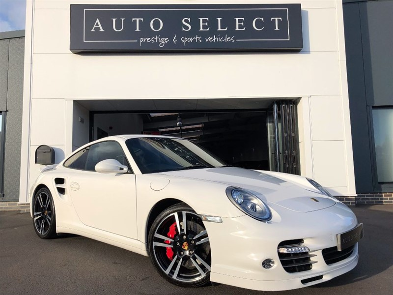 used Porsche 911 Turbo 3.8 GEN 2 PDK TOTALLY IMMACULATE!! PORSCHE WARRANTY!! in chesterfield