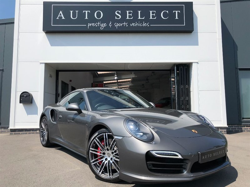 used Porsche 911 Turbo PDK TOTALLY UNMARKED!! AS NEW!! DEC 2019 WARRANTY!! in chesterfield