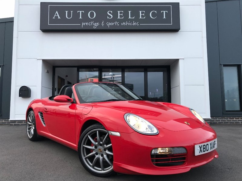 used Porsche Boxster 24V SPORTS DESIGN KIT!! ALMOST CONCOURSE!! in chesterfield