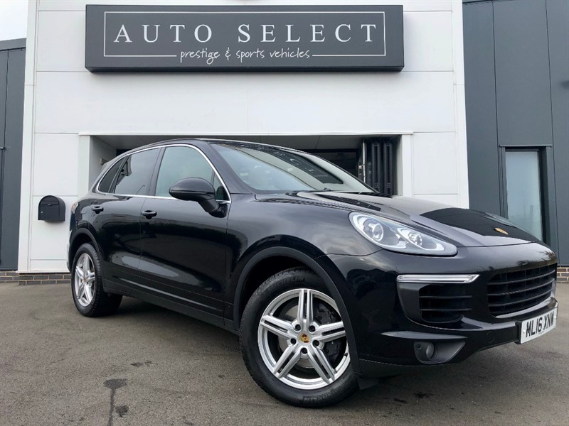 used Porsche Cayenne 3.0 D V6 TIPTRONIC S PAN ROOF!! 1 LOCAL LADY OWNER!! FPSH!! in chesterfield
