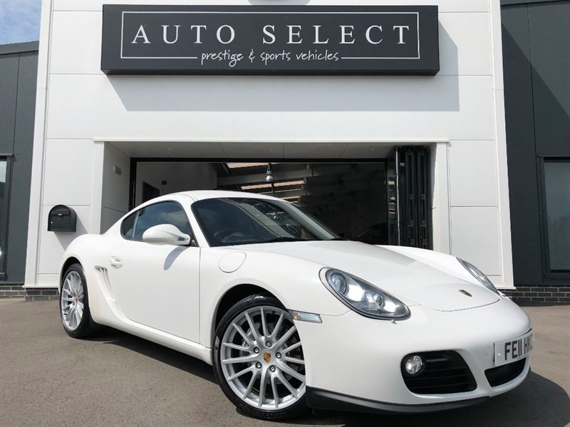 used Porsche Cayman 24V in chesterfield