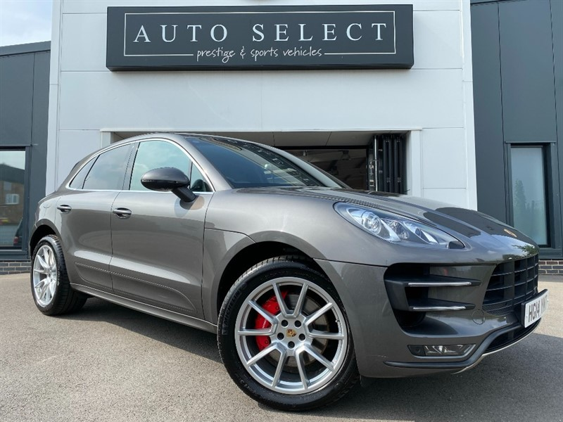 used Porsche Macan 3.6 TURBO PDK AIR SUSPENSION!! FPSH!! JUST SERVICED!! in chesterfield