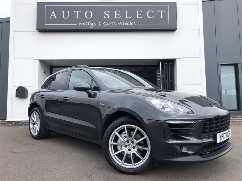used Porsche Macan 3.0 D S PDK MASSIVE SPEC!! 1 OWNER!! FPSH!! in chesterfield
