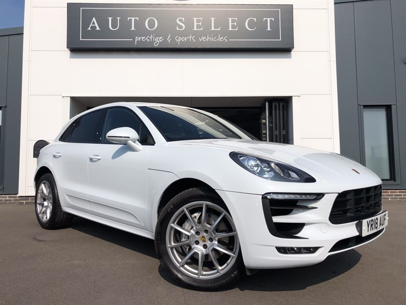 used Porsche Macan 3.0 S PDK MONSTER SPEC!! IMMACULATE!! 1 OWNER!! in chesterfield