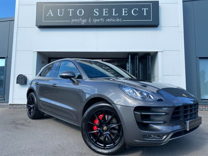 used Porsche Macan 3.6 TURBO PDK �14K OF EXTRAS!! FPSH!! in chesterfield