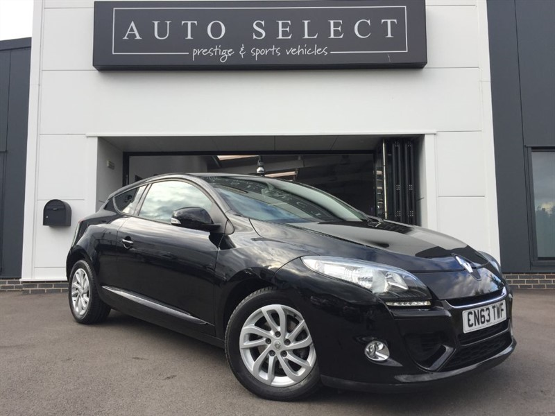 used Renault Megane DYNAMIQUE TOMTOM ENERGY 1.5 DCI S/S £ZERO TAX!! in chesterfield