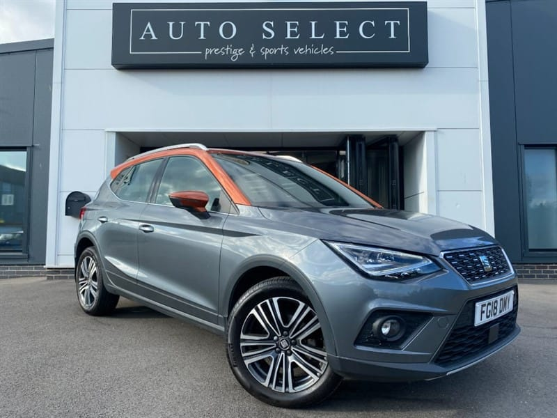 used SEAT Arona 1.0 TSI XCELLENCE DSG NAVIGATION IMMACULATE!! in chesterfield