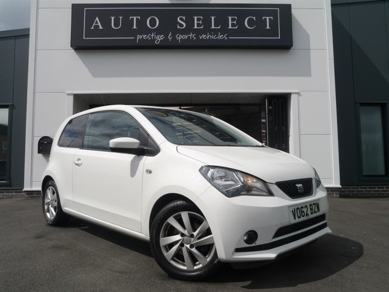 used SEAT Mii SEAT MII 1.0 12v Sport 3dr NAV!! BLUETOOTH!! �20 Tax!! in chesterfield
