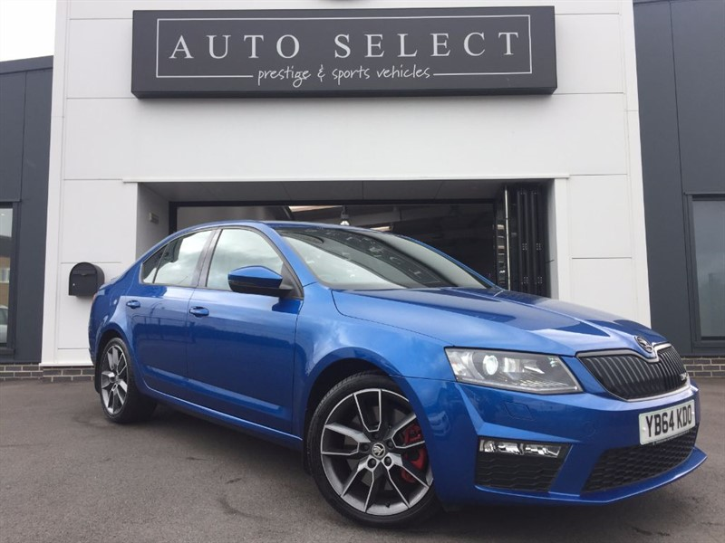 used Skoda Octavia VRS 2.0 TDI CR IMMACULATE!! in chesterfield