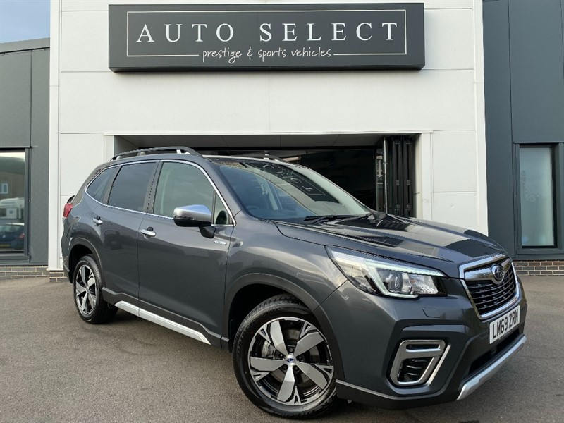 used Subaru Forester I XE PREMIUM MONSTER SPEC!! INDISTINGUISHABLE FROM NEW!! in chesterfield