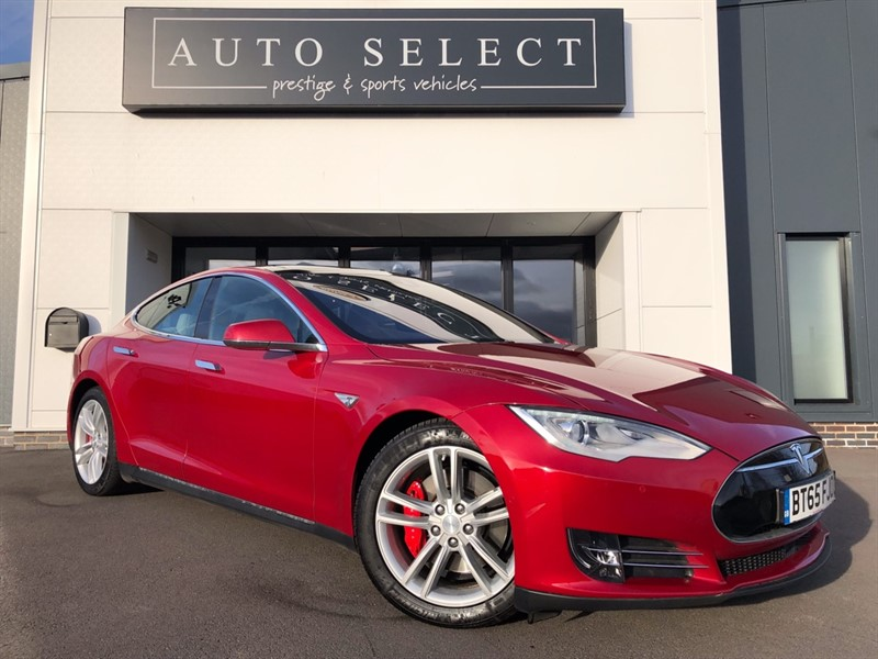 used Tesla Model S P85D MONSTER SPEC!! FREE SUPERCHARGING in chesterfield