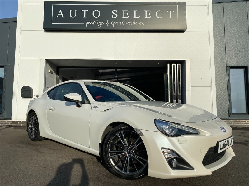 used Toyota GT86 2.0 D-4S SPECIAL CAR!! STUNNING INTERIOR!! FTSH!! in chesterfield