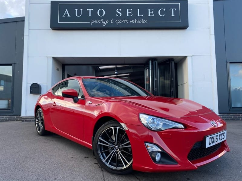used Toyota GT86 2.0 D-4S STUNNING CONDITION!! FTSH!! in chesterfield