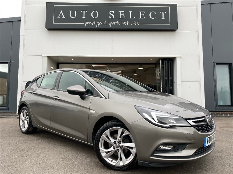 used Vauxhall Astra 1.0 SRI NAV ECOFLEX S/S ONLY �20 TAX in chesterfield
