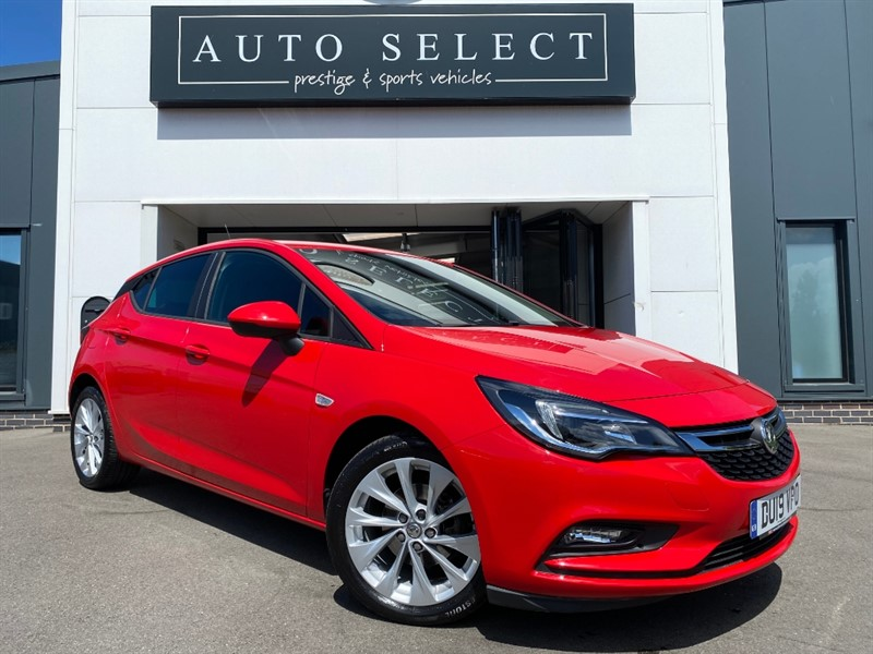 used Vauxhall Astra 1.4 DESIGN IMMACULATE CONDITION!! 17
