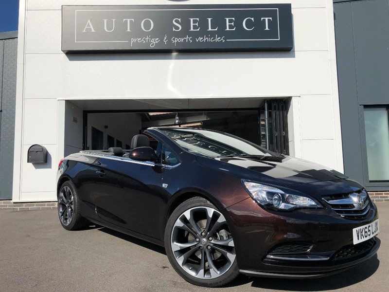 Vauxhall Cascada for sale