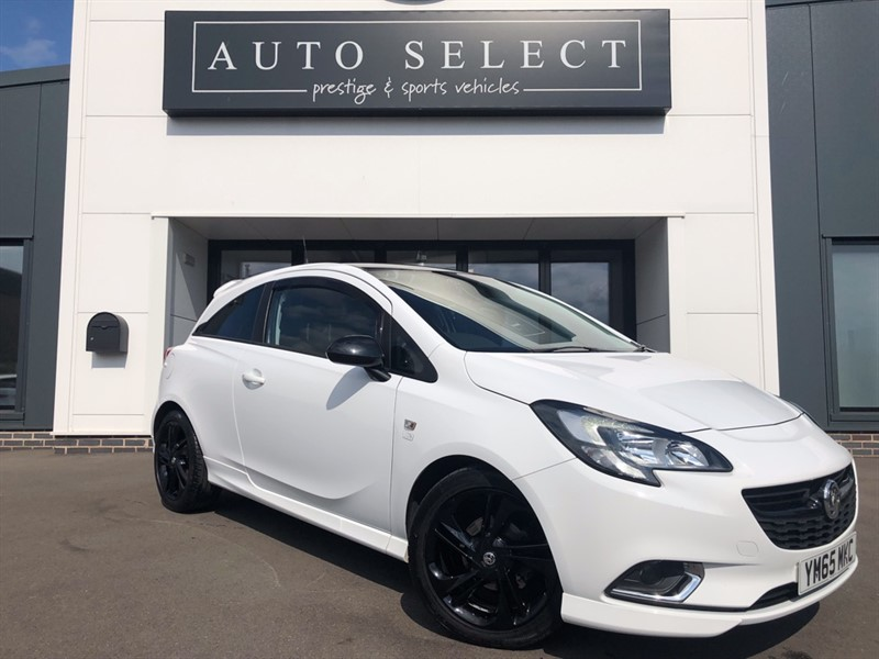 used Vauxhall Corsa 1.4 LIMITED EDITION 1 OWNER!! IMMACULATE!! in chesterfield