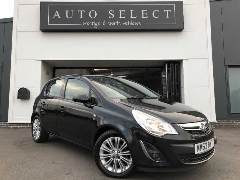 used Vauxhall Corsa 1.4 SE HEATED SEATS & STEERING WHEEL@@ in chesterfield