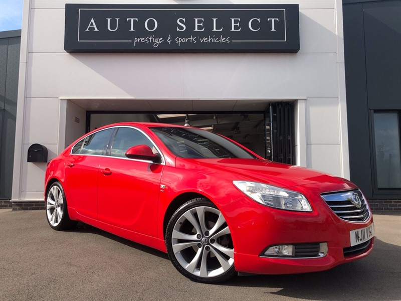 used Vauxhall Insignia SRI VX-LINE RED 2.0 CDTI UNMARKED 20 INCH ALLOYS!! in chesterfield