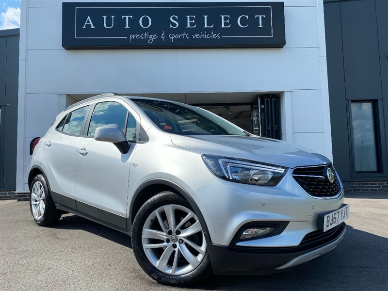 used Vauxhall Mokka X 1.4 ACTIVE S/S IMMACULATE!! LOW MILES!! in chesterfield