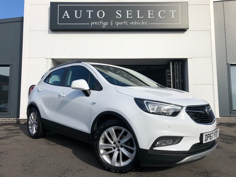 used Vauxhall Mokka X 1.4 ACTIVE ECOTEC S/S 1 OWNER!! IMMACULATE!! in chesterfield