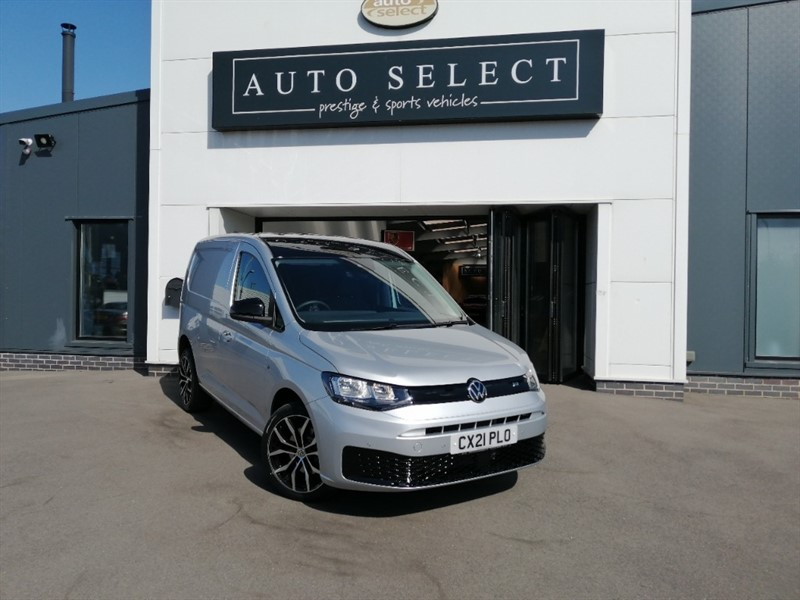 used VW Caddy C20 2.0TDI COMMERCE PRO 12 MTH RENTAL in chesterfield