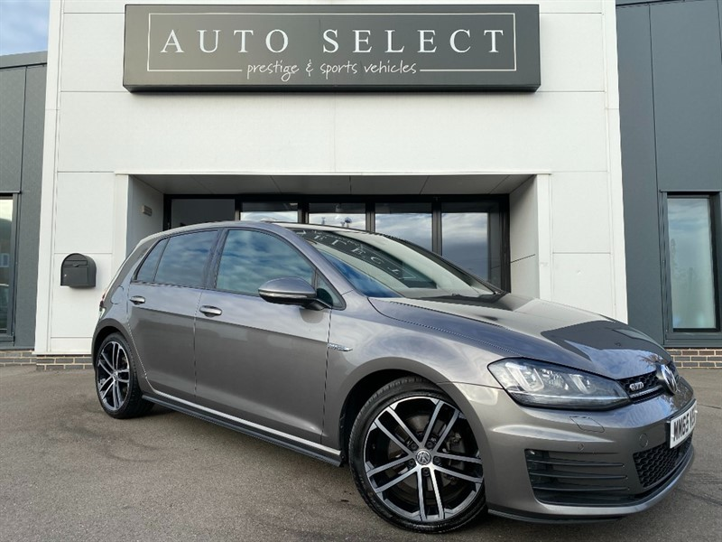 used VW Golf 2.0 GTD NAVIGATION!! STUNNING CAR!! �20 Tax!! in chesterfield