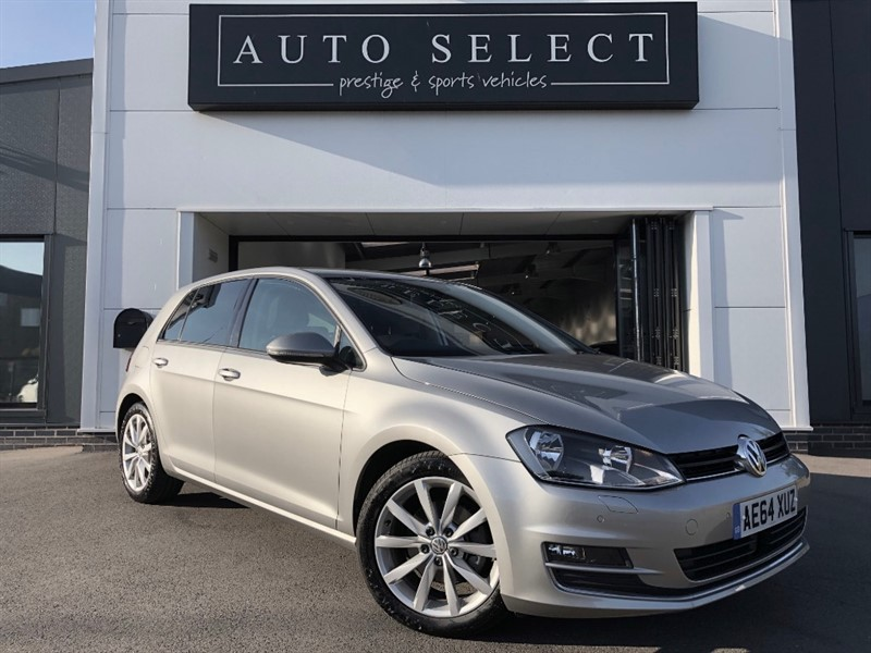used VW Golf GT 1.4 TSI ACT BLUEMOTION TECHNOLOGY NAVIGATION!! in chesterfield