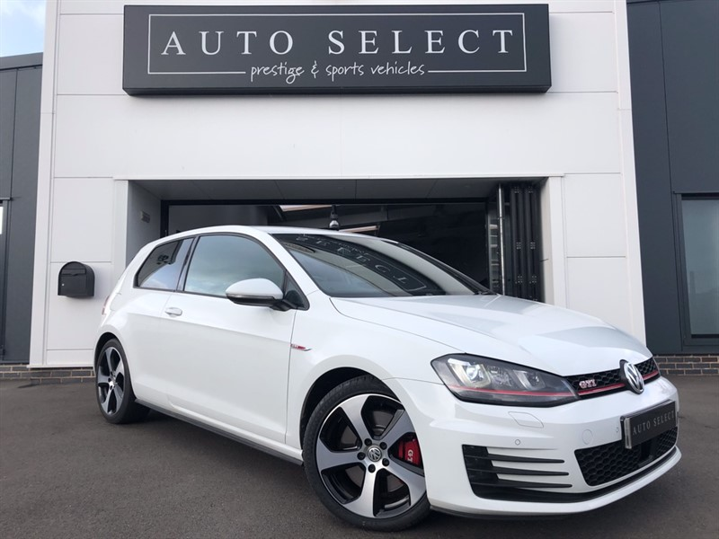 used VW Golf 2.0 GTI+ PERFORMANCE 227BHP!! FVWSH!! in chesterfield