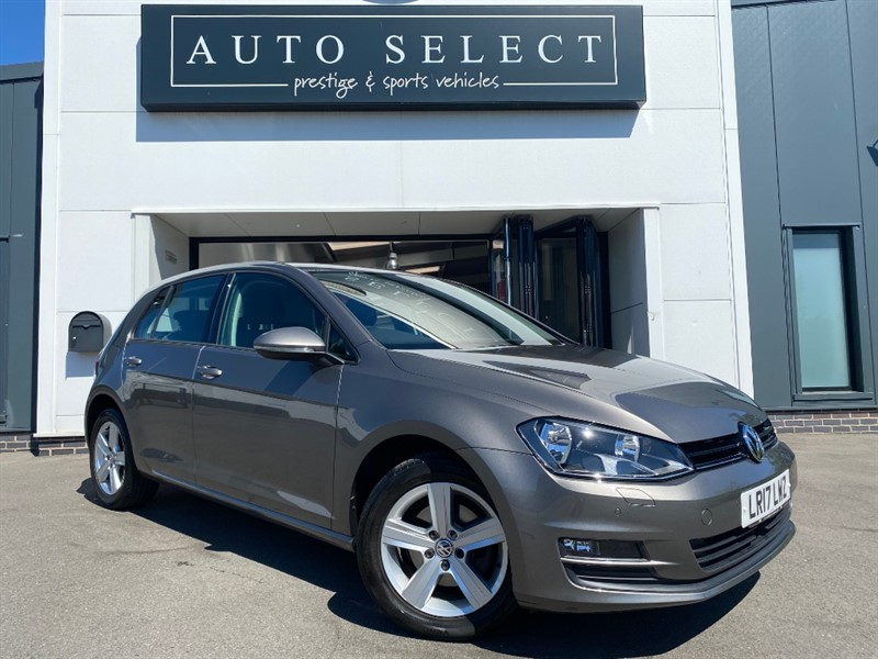 used VW Golf MATCH EDITION 1.4 TSI DSG BMT NAVIGATION in chesterfield
