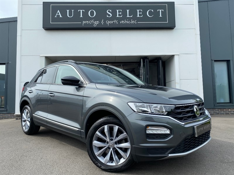 used VW T-Roc DESIGN 1.0 TSI 1 OWNER!! IMMACULATE!! in chesterfield