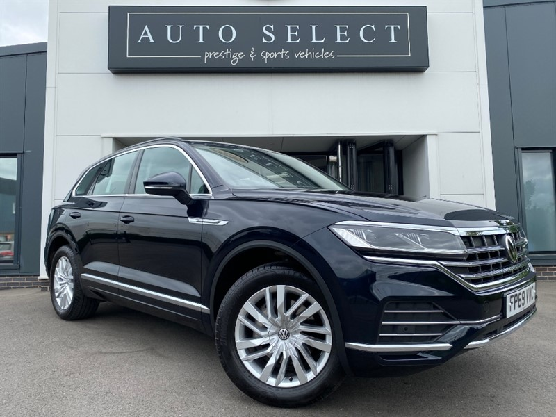 used VW Touareg 3.0 V6 SEL TDI  FVWSH!! TOTALLY IMMACULATE!! in chesterfield