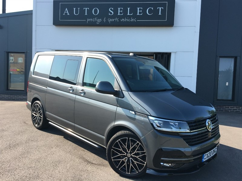 used VW Transporter T32 TDI KOMBI HIGHLINE in chesterfield