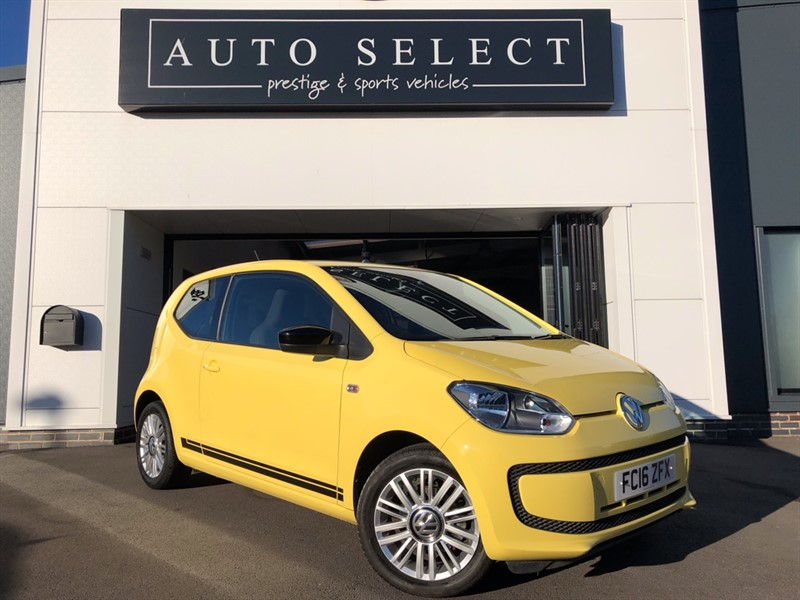 used VW Up 1.0 LOOK UP NAVIGATION 1 OWNER!! in chesterfield