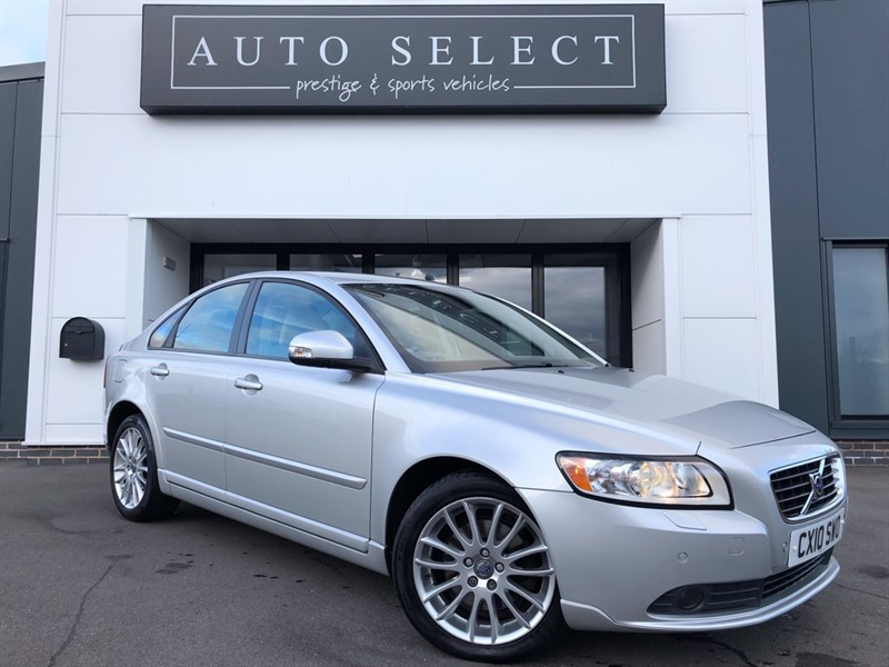 used Volvo S40 2.0D SE Volvo S40 2.0 TD SE Lux (Premium Pack) Powershift 4dr in chesterfield