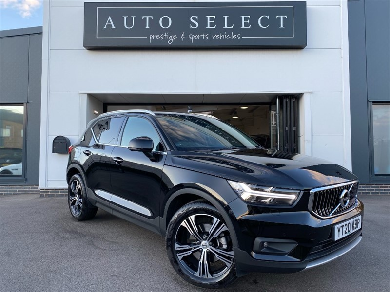 used Volvo XC40 T5 INSCRIPTION PRO AWD 8 MONTHS OLD!! VAT QUALIFYING!! in chesterfield