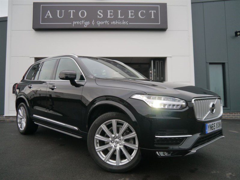 used Volvo XC90 2.0 D5 INSCRIPTION AWD in chesterfield