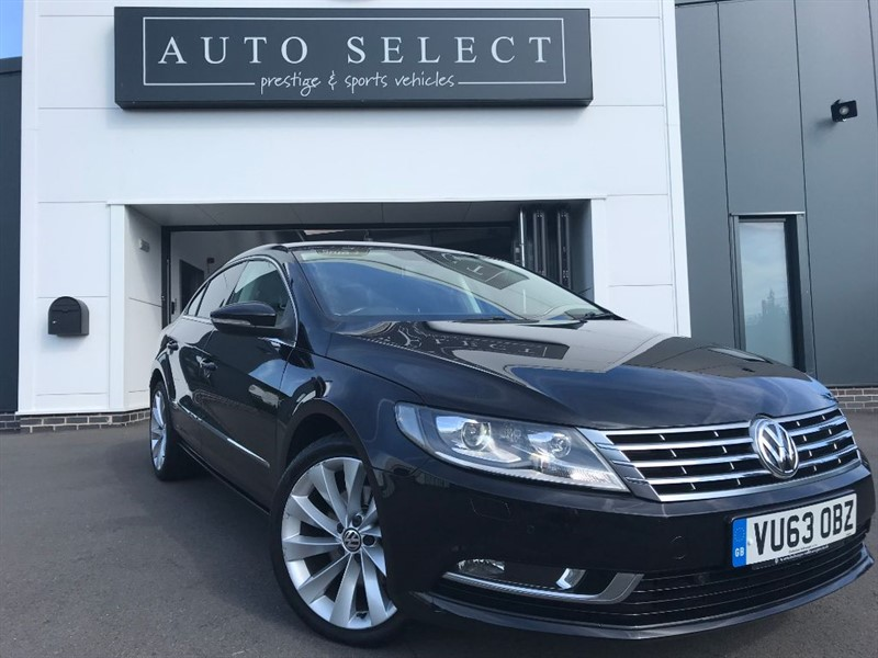 used VW CC GT 2.0 TDI BLUEMOTION 177  TECHNOLOGY DSG  175 BHP 1 OWNER!! MASSIVE SPEC in chesterfield