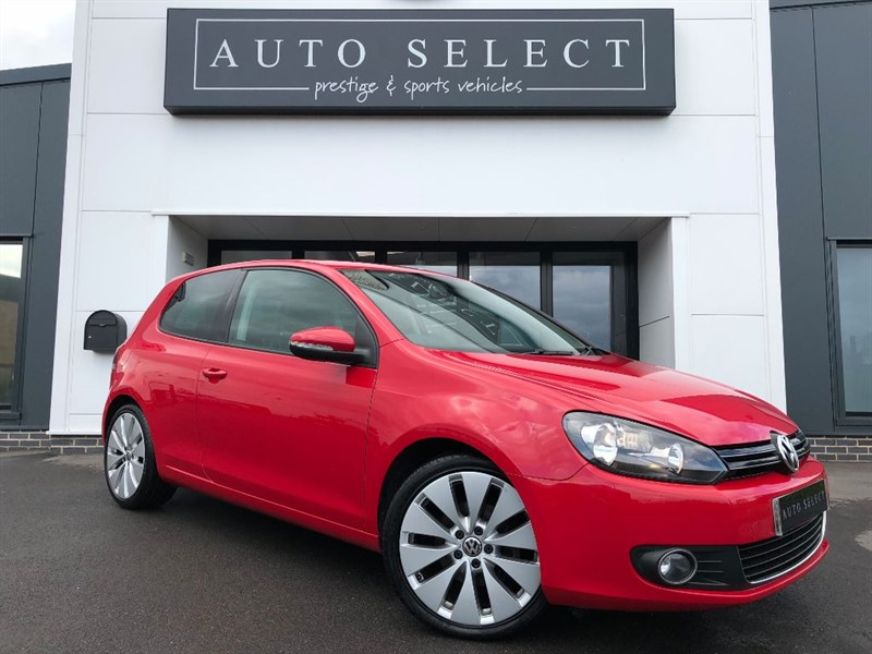used VW Golf GT 2.0 TDI FULL HEATED LEATHER!! in chesterfield