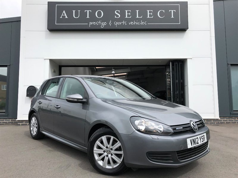 used VW Golf S 1.6 TDI BLUEMOTION £ZERO TAX!!  in chesterfield