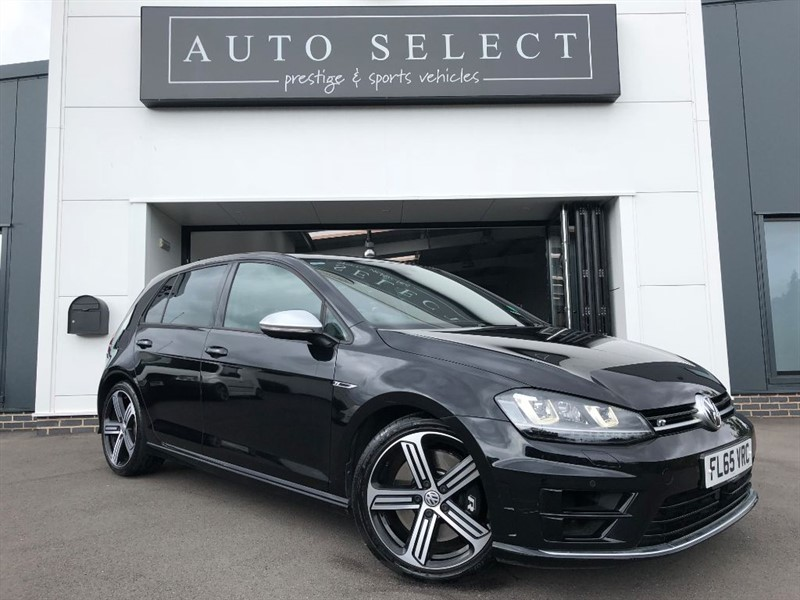 used VW Golf R DSG FULL LEATHER & PAN ROOF!! in chesterfield
