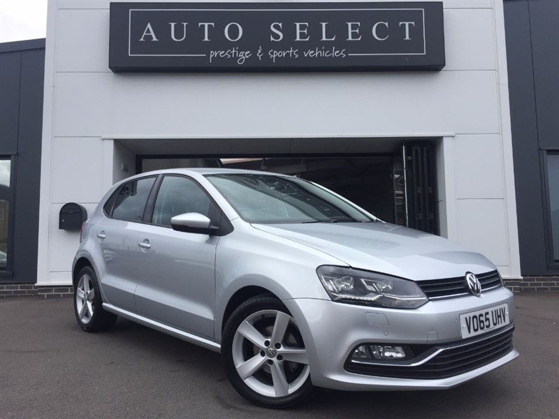 used VW Polo SEL 1.4 TDI BLUEMOTION £0 TAX & 68.9MPG!! in chesterfield