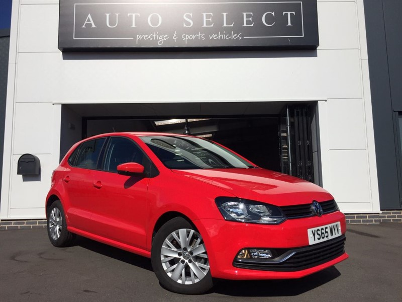 used VW Polo 1.2 SE TSI DSG ABSOLUTLEY UNMARKED!! in chesterfield