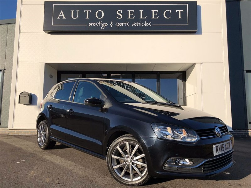 used VW Polo SE DESIGN 1.2 TSI DSG in chesterfield
