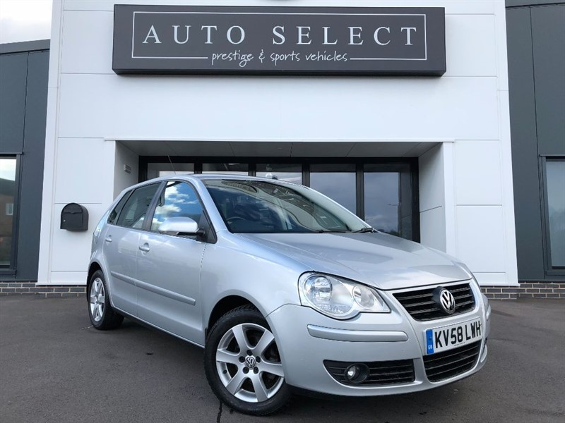 used VW Polo 1.2 MATCH VERY LOW MILES!! IMMACULATE!! in chesterfield