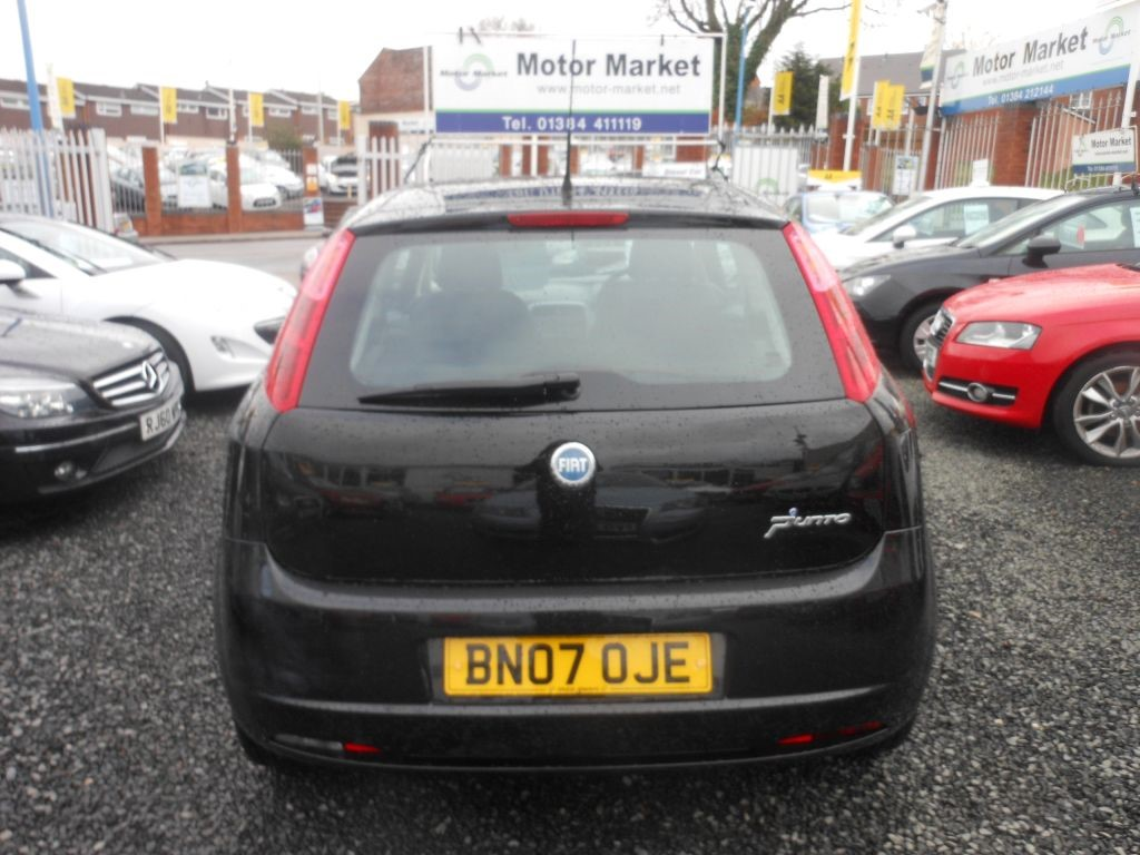 used fiat grande punto for sale west midlands. Black Bedroom Furniture Sets. Home Design Ideas