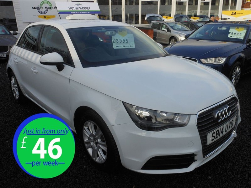 used Audi A1 SPORTBACK TDI SE in cradley-heath-west-midlands